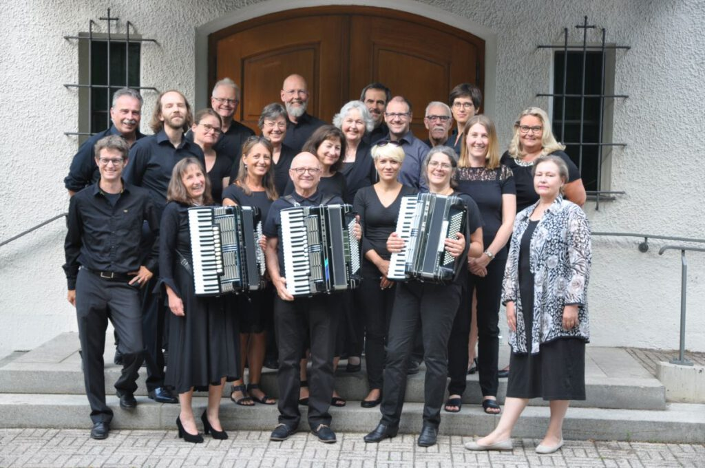 Akkordeonorchester Musikfreunde Neuaubing-Pasing