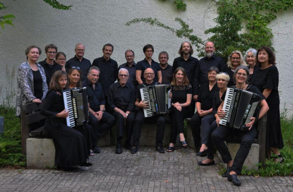 Akkordeonorchester der Musikfreunde Neuaubing-Pasing